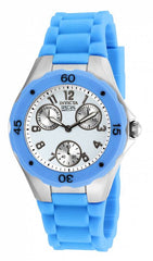 Invicta Women's 18795 Angel Quartz Chronograph White Dial Watch