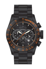 Invicta Men's 19295 Speedway Quartz Chronograph Black Dial Watch