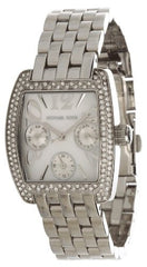 Michael Kors - Mid Size Stainless Steel - Multifunction Glitz Watch - MK5680 Silver
