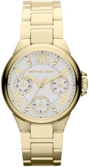 Camille Women's Diamonds on Hour Markers Watch