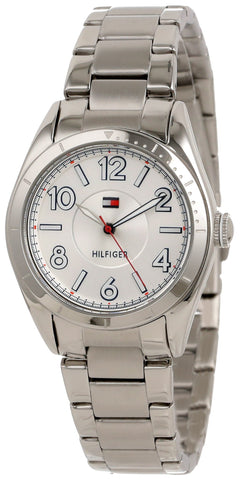 Tommy Hilfiger Women's 1781276  Casual Sport Stainless Steel 3-Hand Watch