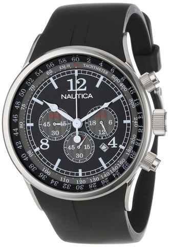 Nautica Men's N13530G NSR 01 Chronograph Watch