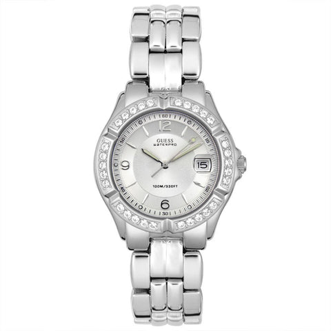 GUESS? Women's 75511M Stainless Steel Watch