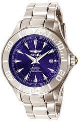 Invicta Men's 7035 Signature Automatic 3 Hand Blue Dial Watch