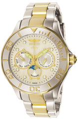 Invicta Men's 7089 Signature Quartz Chronograph Silver Dial Watch