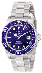 Invicta  Men's 9308 Pro Diver Quartz 3 Hand Blue Dial Watch