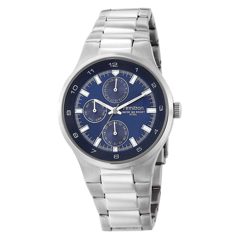 Armitron Mens Watch 204333BLSV