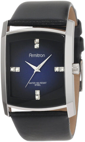 Armitron Mens Watch 204604DBSVBK