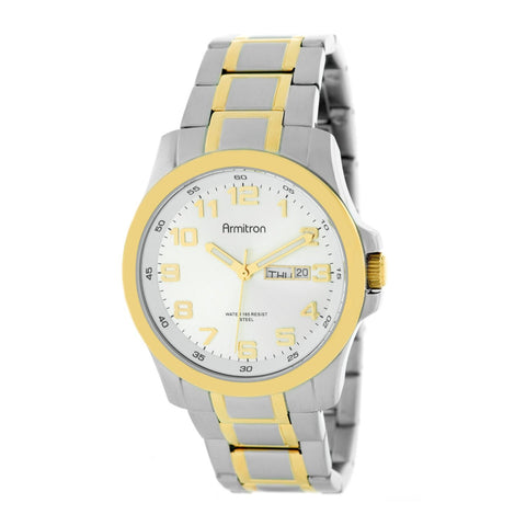 Armitron Mens Watch 204711SVTT
