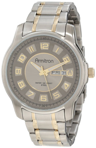 Armitron Mens Watch 204744GYTT