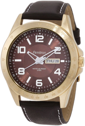 Armitron Mens Watch 20/4726BNGPBN