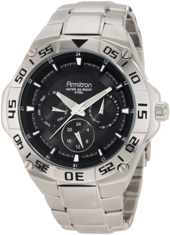Armitron Mens Watch 20/4773BKSV