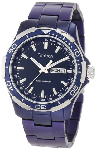 Armitron Mens Watch 20/4785BLBL