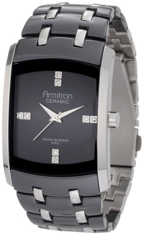 Armitron Mens Watch 20/4792BKSV
