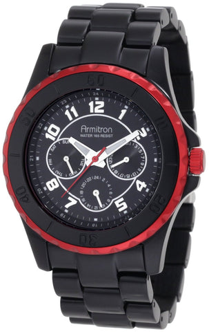 Armitron Mens Watch 20/4806BKRD