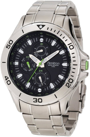 Armitron Mens Watch 20/4827LGSV