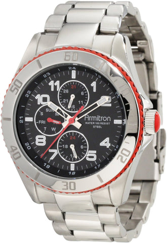 Armitron Mens Watch 20/4810RDSV