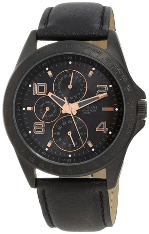 Armitron Mens Watch 20/4727BKTRTI