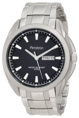 Armitron Mens Watch 20/4851BKSS