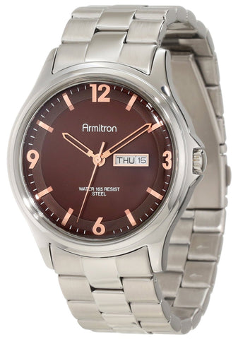 Armitron Mens Watch 20/4847BNSV
