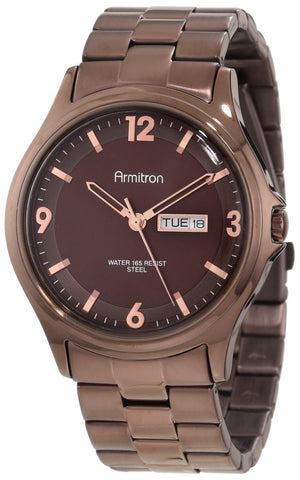 Armitron Mens Watch 20/4847BNBN