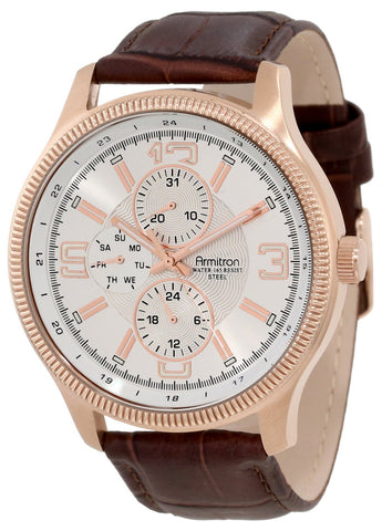 Armitron Mens Watch 20/4863SVRGBN