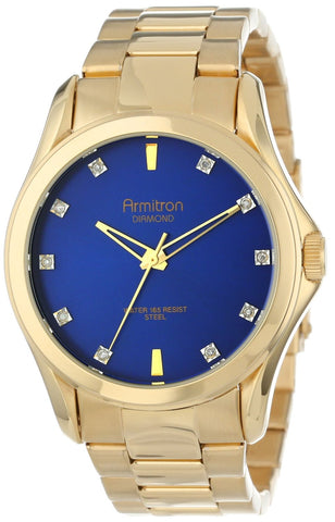 Armitron Mens Watch 20/4813BLGP