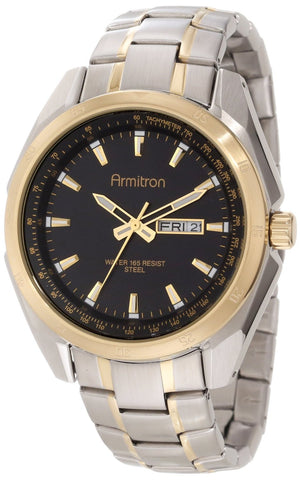 Armitron Mens Watch 20/4835BKTT