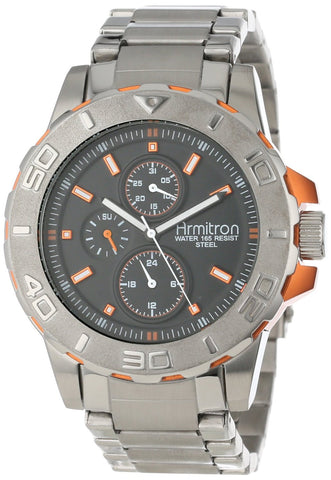 Armitron Mens Watch 20/4868ORSV