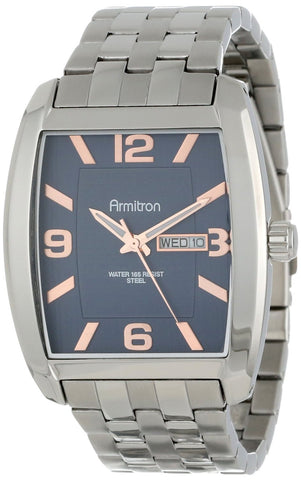 Armitron Mens Watch 20/4874BLSV