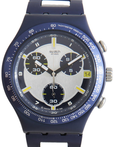 Swatch Mens Watch YCN4004AG