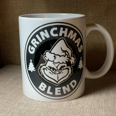 Grinchmas Blend Coffee Cup
