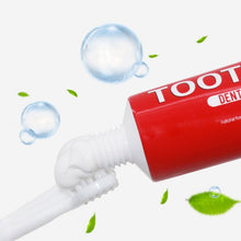 Load image into Gallery viewer, Pet Toothbrush and Edible Toothpaste Care