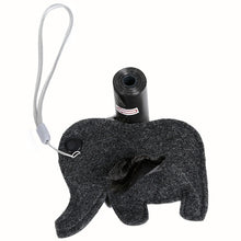 Load image into Gallery viewer, Portable Poop Holder Cute Animal Shape