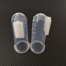 Load image into Gallery viewer, Soft Silicone Pet Finger Toothbrush