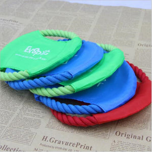 Durable Pet Flying Disc Toy