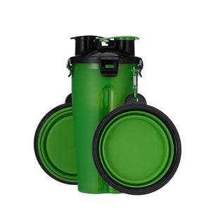 Portable Food Water Container