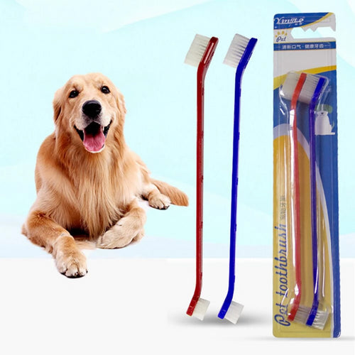 Dog Toothpaste & Toothbrush Set