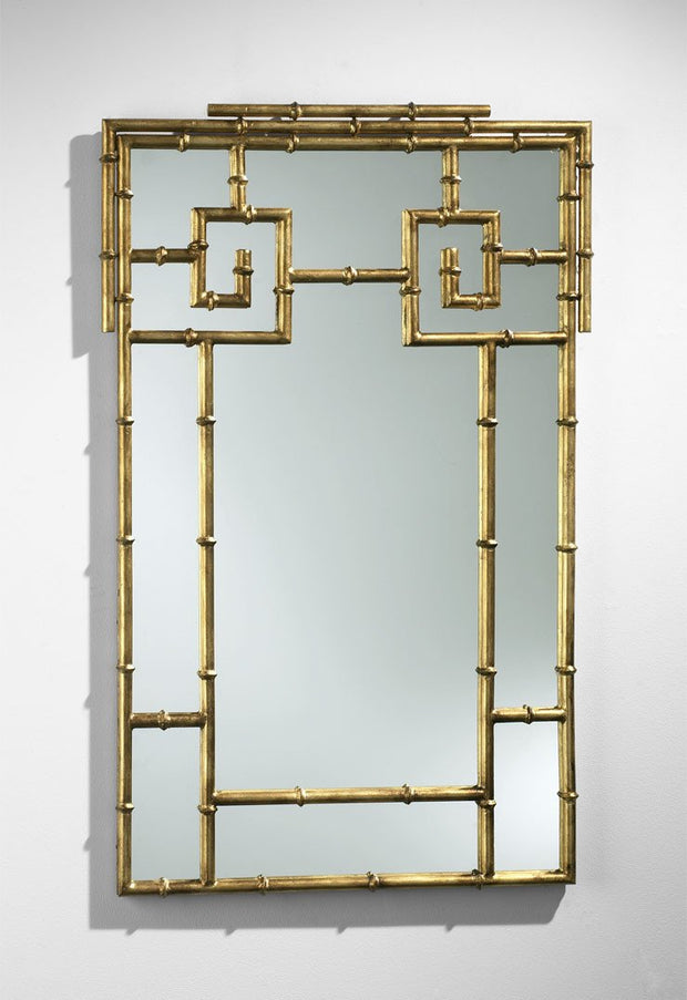Bamboo Mirror design by Cyan Design