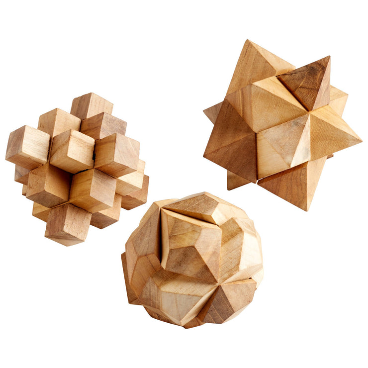 Puzzle Sculpture in Various Shapes