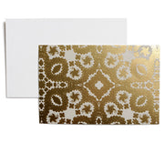 Oro Y Plata Correspondence Cards design by Christian Lacroix