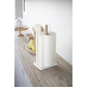Tosca One-Handed Tear Paper Towel Holder by Yamazaki