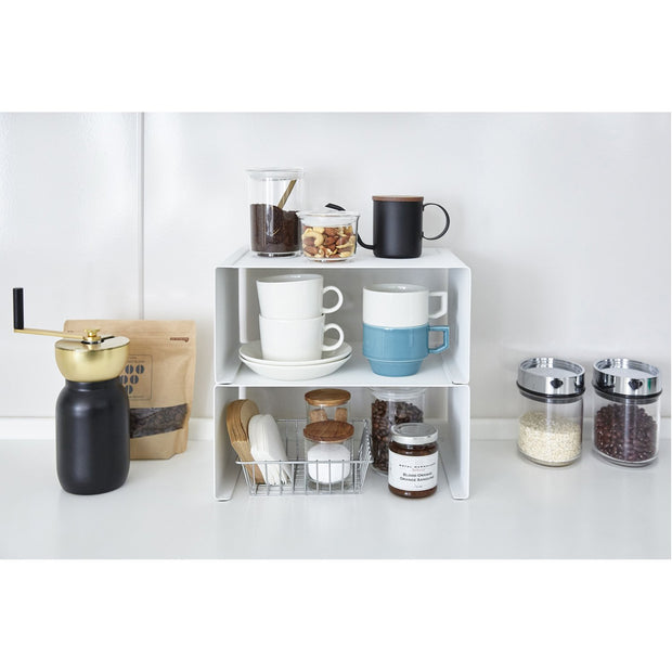 Tower Stackable Kitchen Rack - Large by Yamazaki