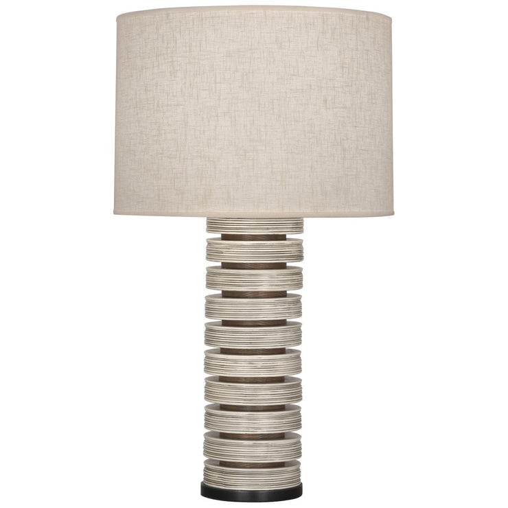 Berkley Stacked Table Lamp w/ Various Shades design by Michael Berman