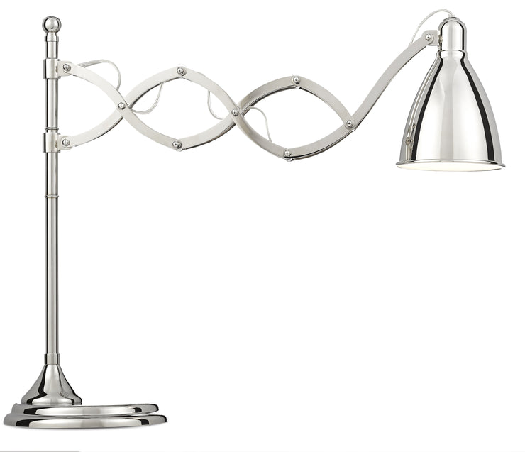 Reeves Desk Lamp by Currey & Company
