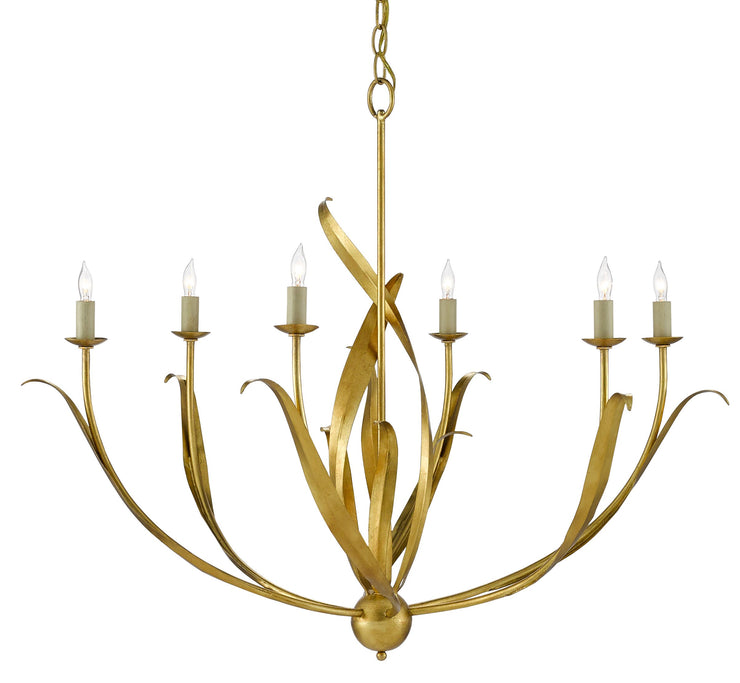 Menefee Chandelier by Currey & Company