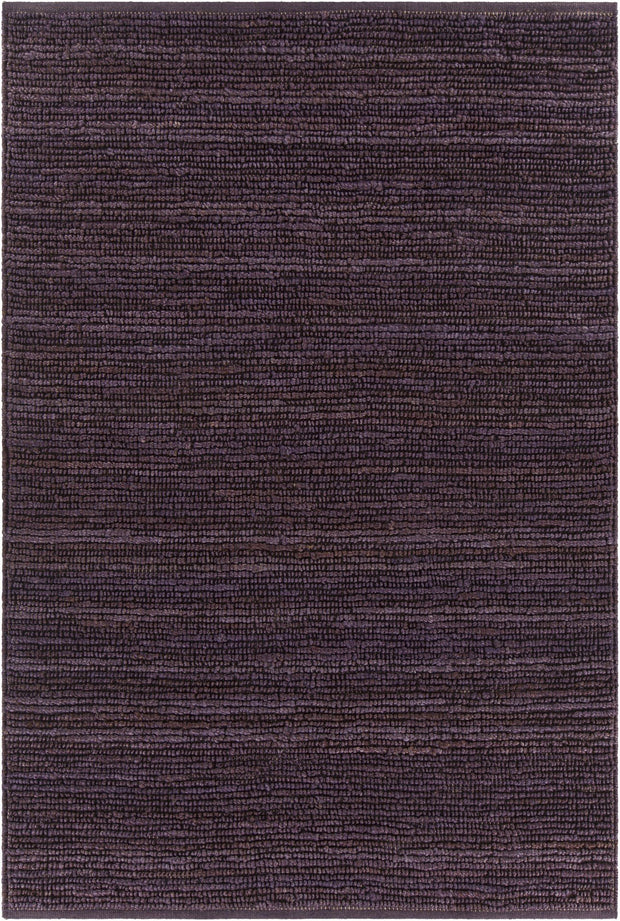 Arlene Collection Hand-Woven Area Rug in Purple