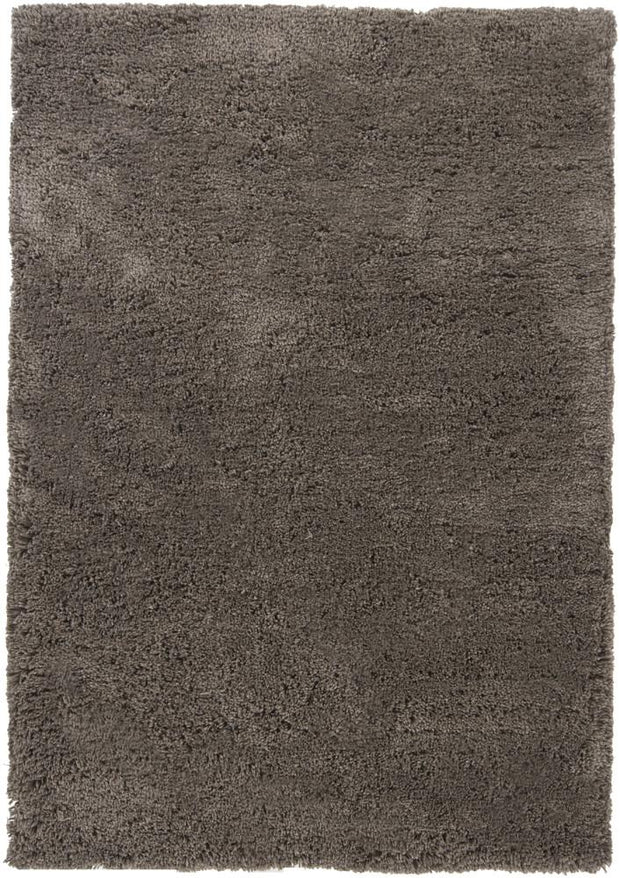 Bancroft Collection Hand-Woven Area Rug in Grey