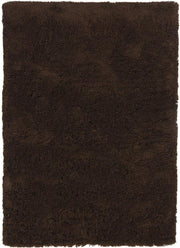 Bancroft Collection Hand-Woven Area Rug in Brown