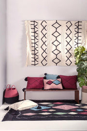 Bereber Rug in Canvas design by Lorena Canals